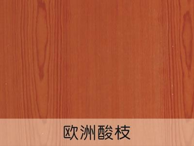 环保贴面板材