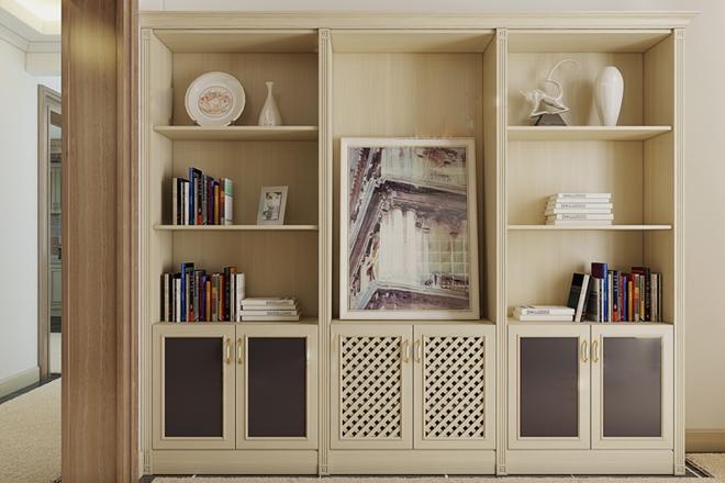 生态板做书柜